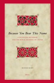 Because You Bear This Name PDF