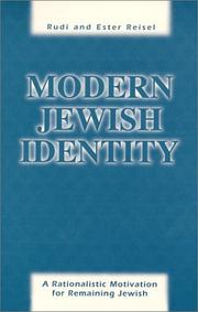Modern Jewish identity PDF