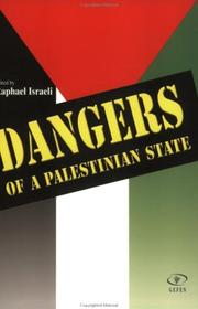 Dangers of a Palestinian State PDF