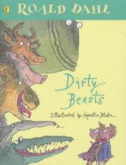 Cover of: Dirty Beasts by Roald Dahl