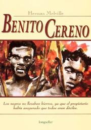 Cover of: Benito Cereno by Herman Melville