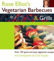 Rose Elliot's Vegetarian Barbecues and Grills PDF