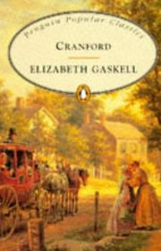 Cover of: Cranford (Penguin Popular Classics) by Elizabeth Cleghorn Gaskell