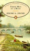 Cover of: Three Men in a Boat (Penguin Popular Classics) by Jerome Klapka Jerome
