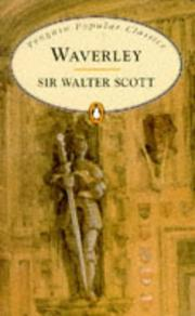 Cover of: Waverley (Penguin Popular Classics) by Sir Walter Scott