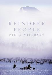 Reindeer People by Piers Vitebsky