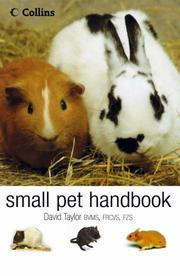 The Small Pet Handbook PDF