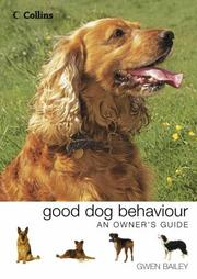 Collins Good Dog Behaviour (Owners Guide)