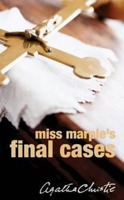 Miss Marple's Final Cases PDF