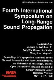Fourth International Symposium on Long-Range Sound Propagation