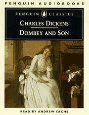 Cover of: Dombey and Son (Penguin Classics) by Charles Dickens, Andrew Sachs