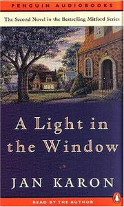 Cover of: A Light in the Window (The Mitford Years #2) by Jan Karon