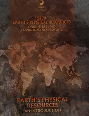 Earths physical resources