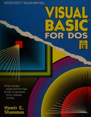 Visual Basic for DOS