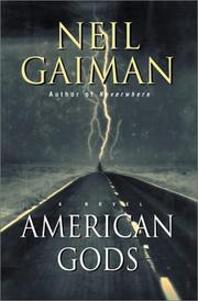 American Gods by Neil Gaiman