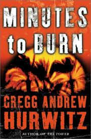 Minutes to burn by Gregg Andrew Hurwitz