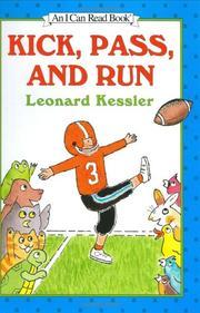 Kick, pass, and run PDF