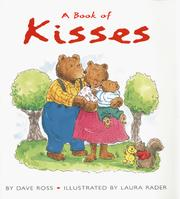 A book of kisses by Ross, Dave