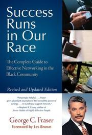 Success runs in our race by George C. Fraser