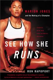 See how she runs by Ron Rapoport