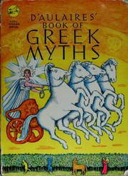DAulaires Book of Greek Myths