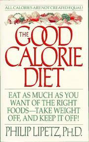 The Good Calorie Diet (Harperspotlight) PDF