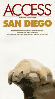 Access San Diego by Richard Saul Wurman