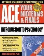 Ace your midterms & finals PDF