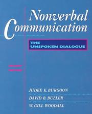 Nonverbal communication by Judee K. Burgoon