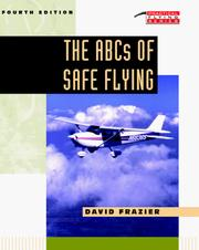 ABCs of safe flying by David Frazier