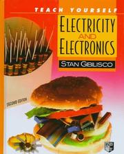 Teach Yourself Electricity and Electronics by Stan Gibilisco