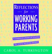 Reflections for working parents PDF