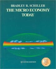 Economy today by Bradley R. Schiller