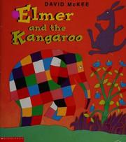 Elmer and the kangaroo