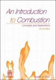 An Introduction to Combustion by Stephen R. Turns