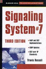 Signaling system #7 by Travis Russell