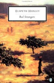 Red strangers by Elspeth Joscelin Grant Huxley