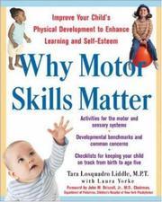 Why Motor Skills Matter PDF