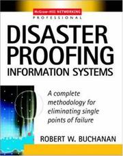 Disaster Proofing Information Systems PDF