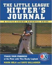 The Little League Hitter's Journal (Little League Baseball Guides) PDF
