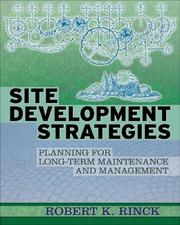 Site Development Strategies PDF