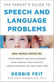 The Parents Guide to Speech and Language Problems PDF