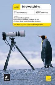 Teach Yourself Birdwatching PDF