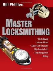 Master Locksmithing PDF