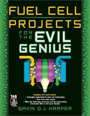 Fuel cell projects for the evil genius PDF