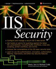 IIS security PDF