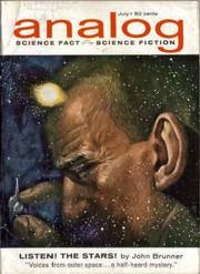 Analog Science Fiction - July 1962