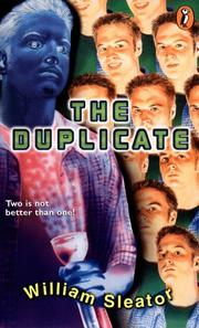 Cover of: The Duplicate (Novel) by William Sleator