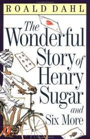The wonderful story of Henry Sugar and six more PDF
