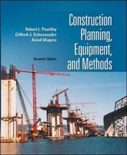 Construction planning, equipment, and methods PDF